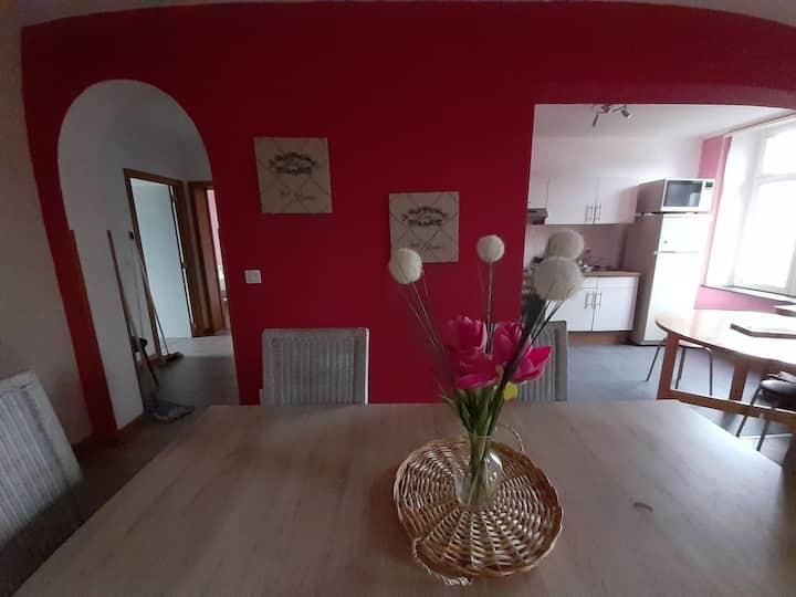 Appartement de la vieille vigne (max. 7 Personnes)