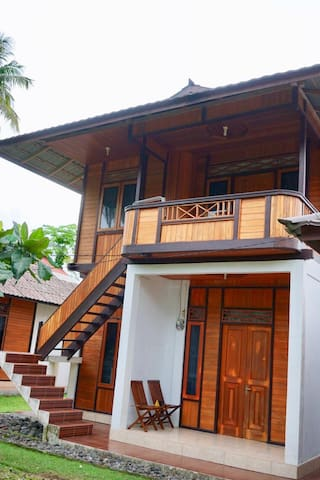 Harnadi Cottages at Batukaras Beach (Upside) #3