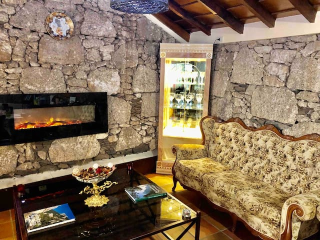 Hotel Rural Vilaflor - Релакс для души и тела! ГК