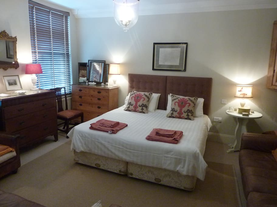 Super King size Doublebed