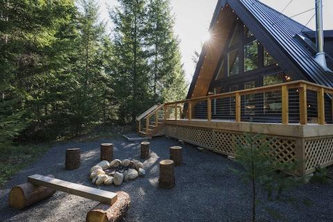 Heartwood Cabin at Mt. Rainier