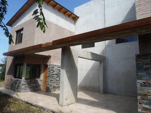 Departamento nuevo, alma de hogar - Villa Allende