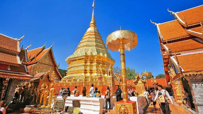Guidebook for Chiang Mai