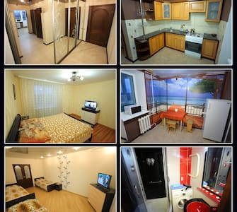 Просторная и уютная квартира в центре Молодечно