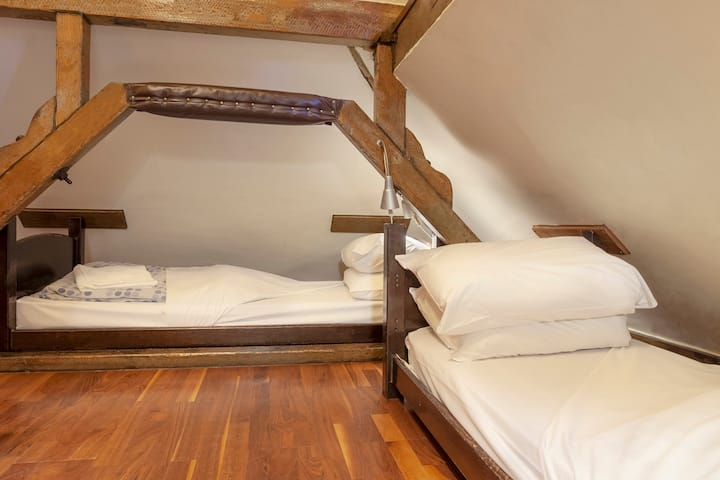 3 Bed Room in a Boutique Hostel