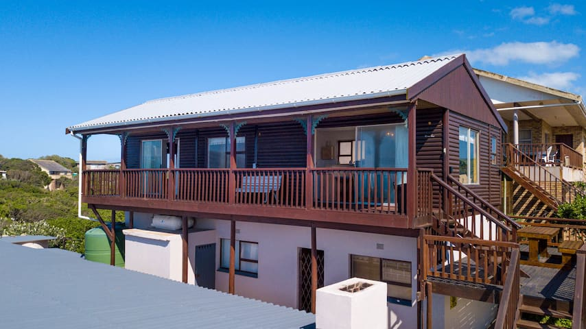 """Ocean View Cottage"""