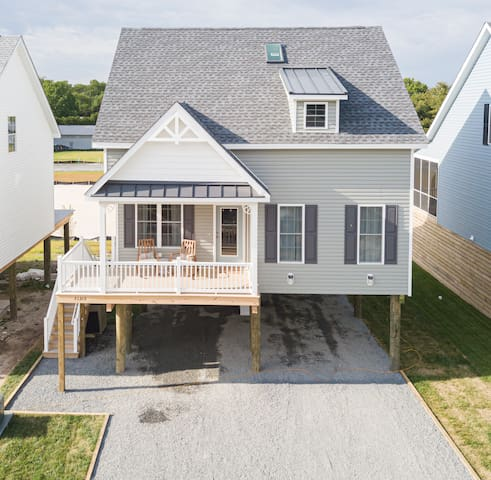 New ! Mermaid Salt Aire Cottage - Bethany Beach