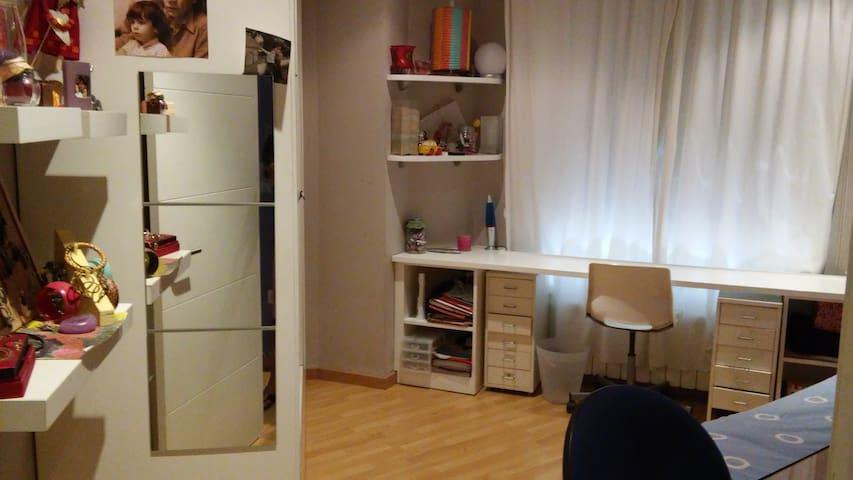 Preciosa y centrica habitación - Оренсе - Дом