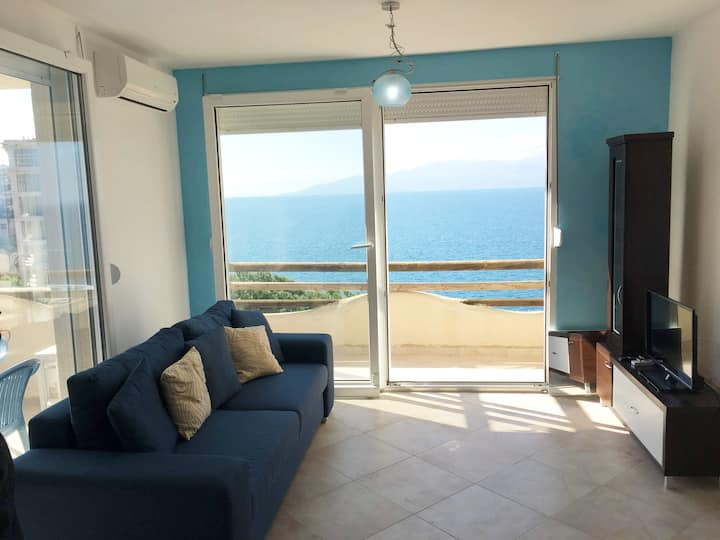 Super apartment at the resort in Sarande