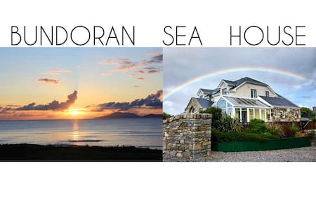 Bundoran Sea House / Entire Place  / 3 bedrooms