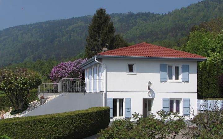 Villa à Villars-Burquin - Yverdon