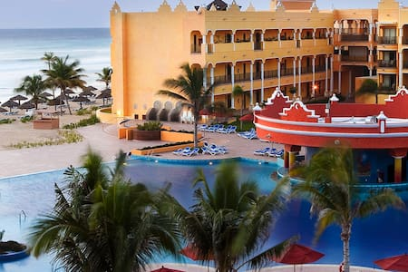 Semana en Royal Haciendas Hotel and Spa - Condominium