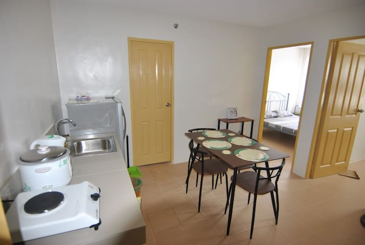 River side 2 bedroom apartment
