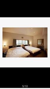 7. 家庭式四人套房 4 peoples 2 beds