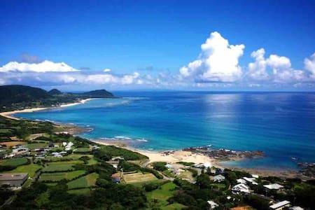 AMAMIAN PARADICE 空港から10分  海まで歩いて30秒  コンビニまで歩いて行けます