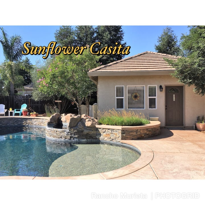 Sunflower Casita