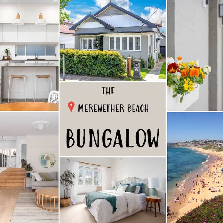 The Merewether Beach Bungalow