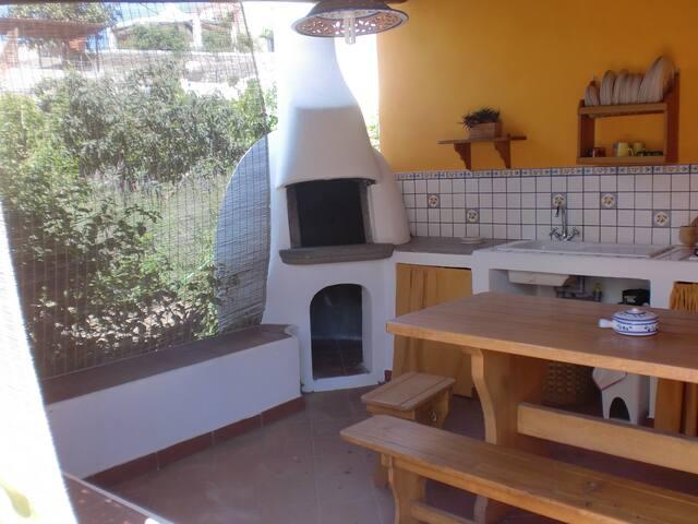casa mimosa - Pianoconte - Wohnung