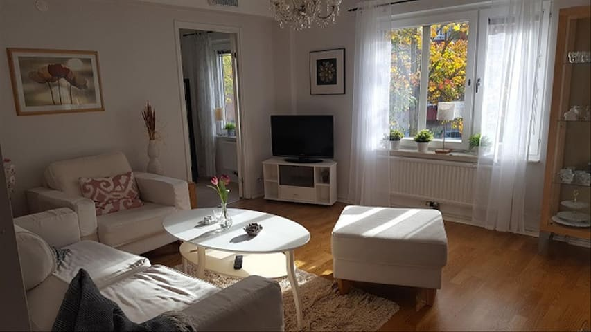 Apartment in Sundbyberg, nearby Stockholm