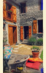 Beautiful Pyrenees village house - Belcaire - House - 1