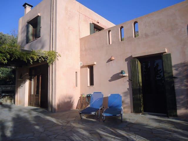 Freistehendes Ferienhaus  Achladia - Listaros - Haus