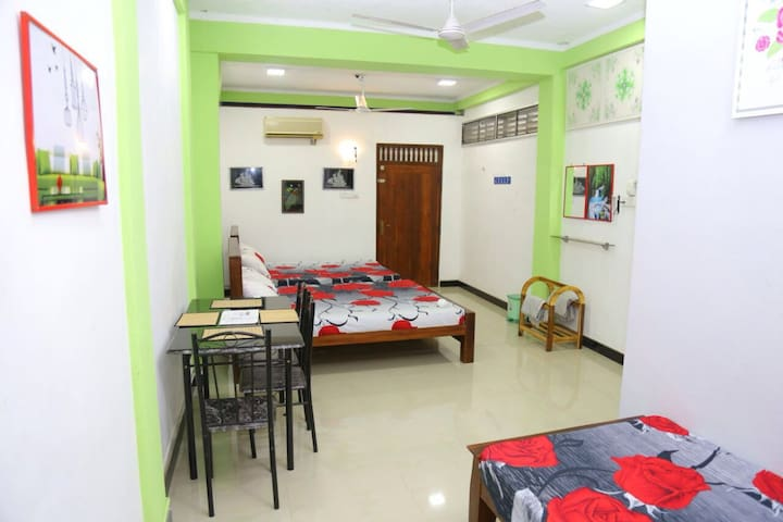 Telica Villa Private Room A - Puttalam - Apartment