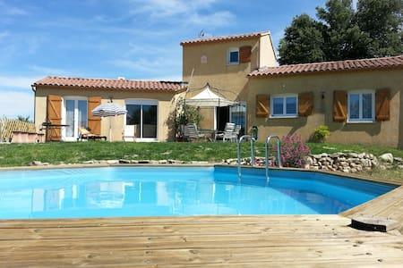 Villa au pied du Ventoux 7 couchages - 圣皮耶尔勒德瓦索尔 (Saint-Pierre-de-Vassols) - 别墅