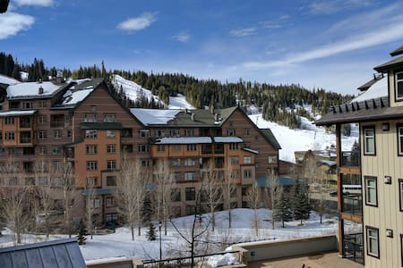 100 yd walk to the Zephyr lift! 1 bedroom condo. - Winter Park - Kondominium