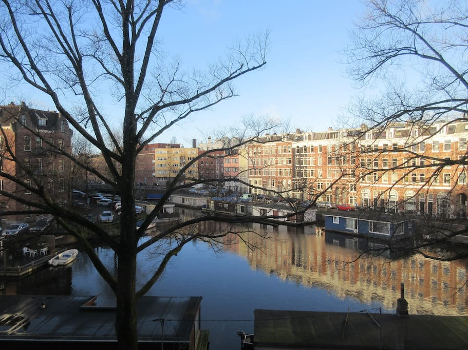 View on 2 canals