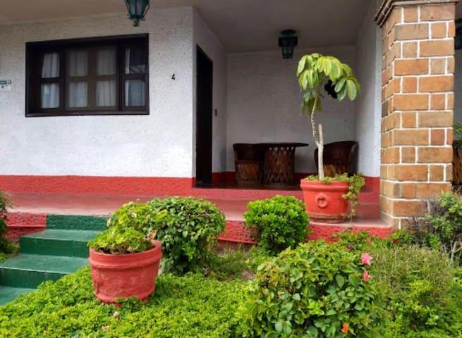 Alojamiento cómodo, tranquilo, seguro y céntrico