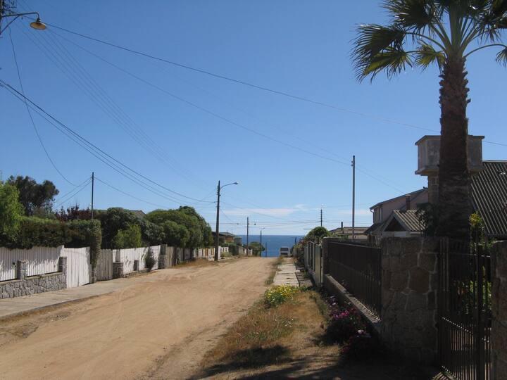 Casa playa Quisco Norte