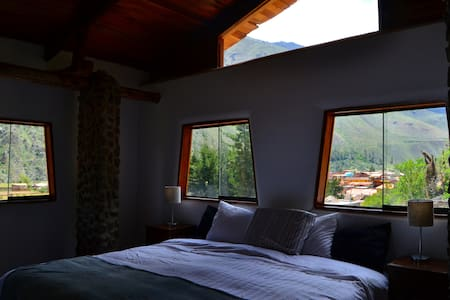 CHASKA WASI  from the mountain for you !!! - Ollantaytambo - Penzion (B&B)