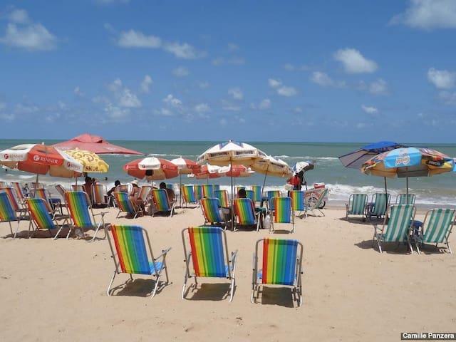 Seja Hospede Recife Praia Boa Viagem - Quarto 1