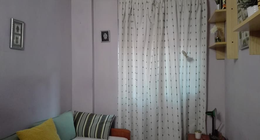 Room close to airport // Hab. cerca del aeropuerto - San Fernando de Henares