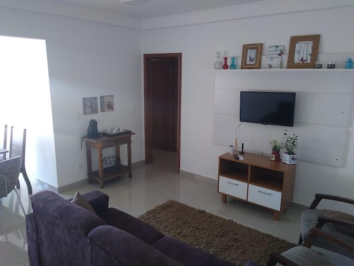Apartamento Novo - Completo.  3 Dormitórios.
