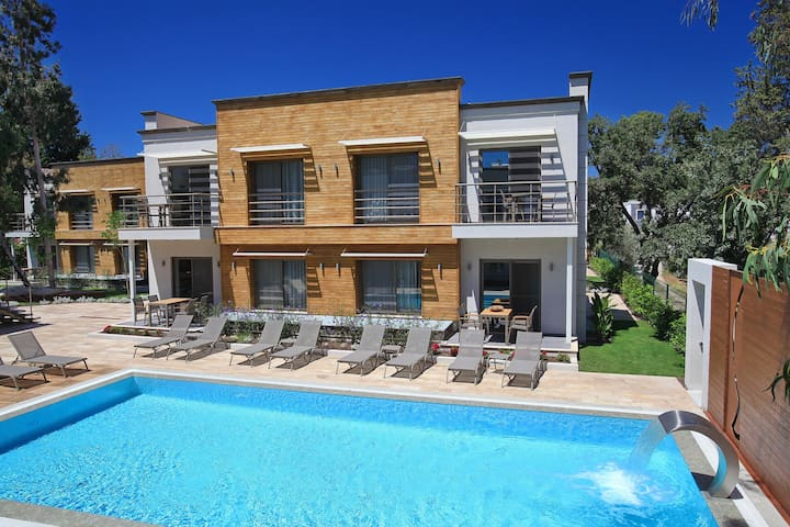 Ara Residences (1+1) - Bodrum - Apartment