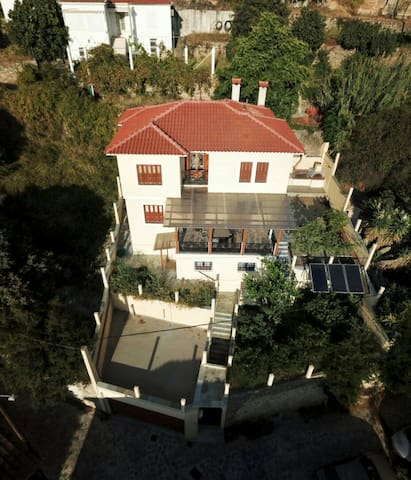 1 BR σπίτι στo Πήλιο (Ανακασιά) κοντά στο Βόλο