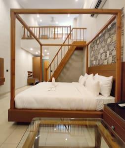 Mallabkhai Duplex Room Pool View With Balcony,
