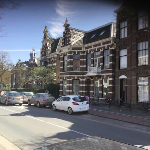 Spacy nice house/apartment Leiden - Leiden - Apartment