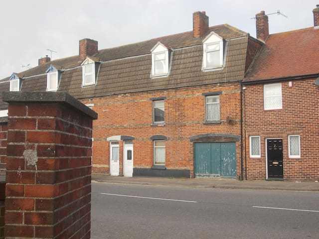 Old Coach House - Double Room - Harwich - Hus