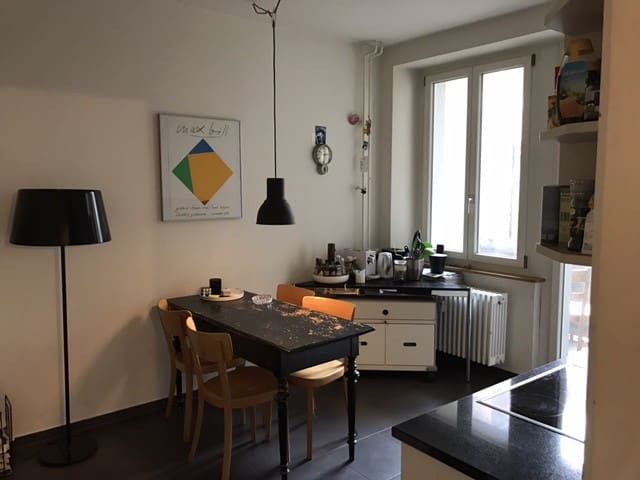 10min to BASELWORLD Design Apartment - Basel - Apartment