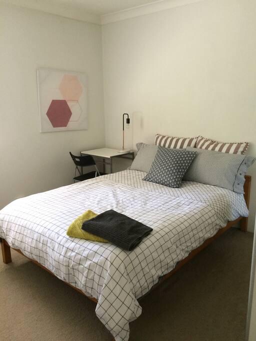 Your bedroom (#1)