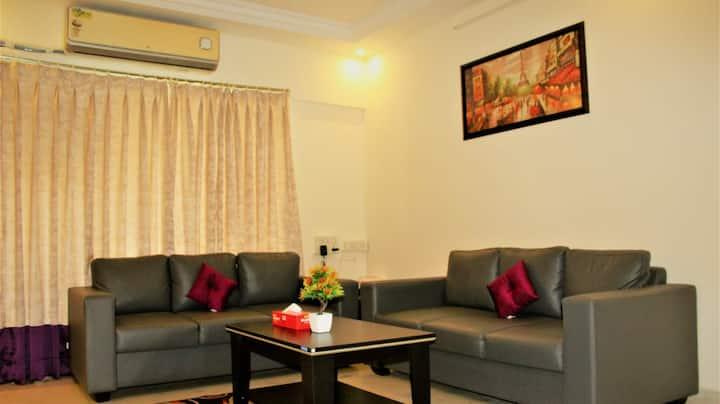 Service apartment at Prabhadevi, mumbai