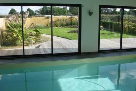 Villa du Large avec piscine privée - Plounéour-Trez