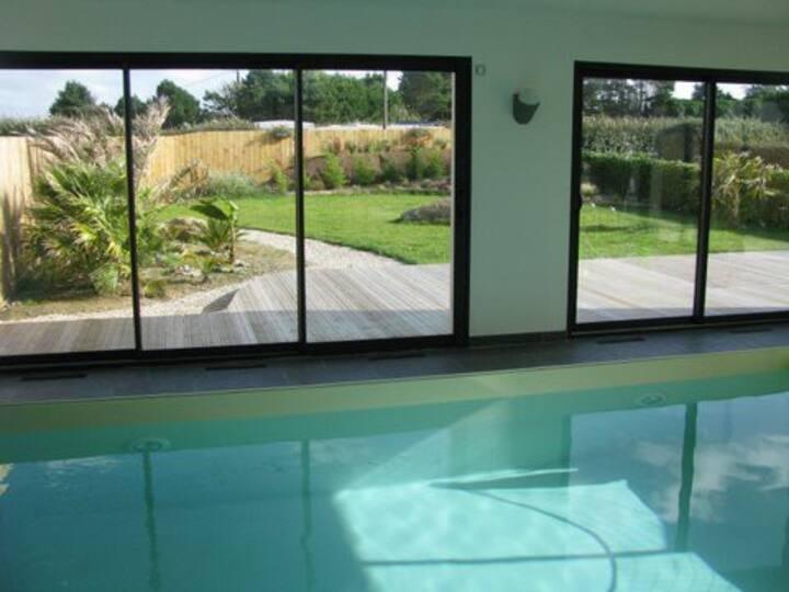 Villa du Large avec piscine privée