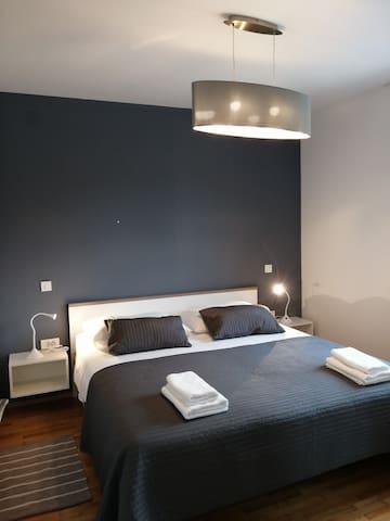 New modern sunny apartment