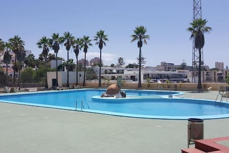 Lovely apatment with bedroom, playa Las Americas - Arona