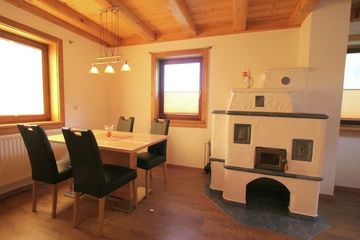 Spacious Apartment in Mittersill with close to Skiing Points