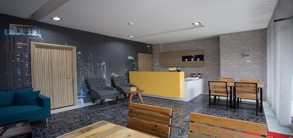 Lite Rooms Kebagusan City, Tb Simatupang - Pasar Minggu - Departamento