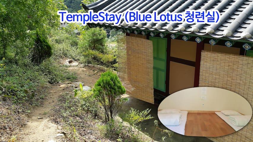 TempleStay (Blue Lotus)